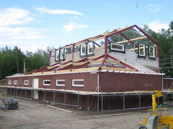 Nieuwbouw scouting Delden