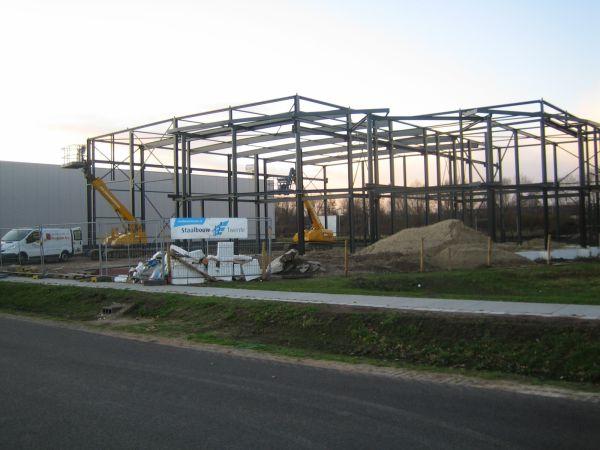 Nieuwbouw Walhof Hengelo