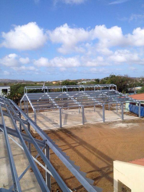 Uitbreiding ziekenhuis op Bonaire