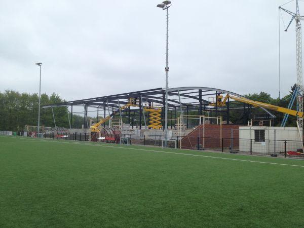 Nieuwbouw clubgebouw HVV Tubantia Hengelo